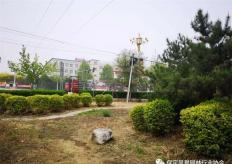 易县迎宾公园扩建工程
